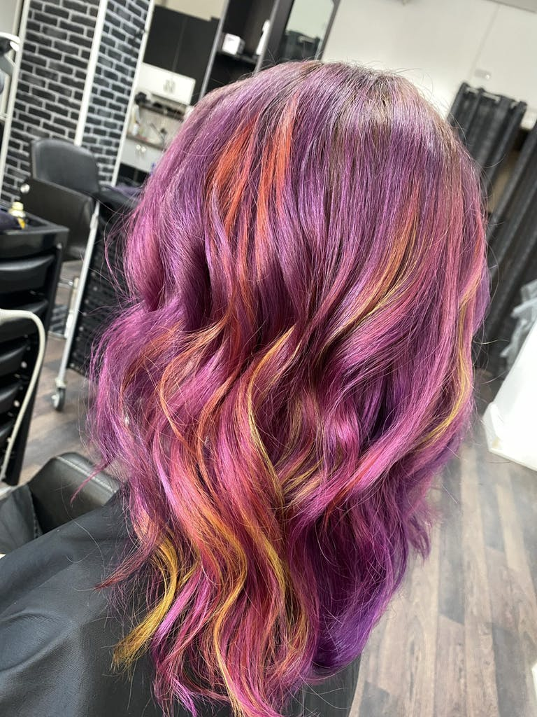 Crazy color-modell